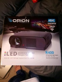 Orion 4k Android led 3d hdmi smart projector Frederick, 21701