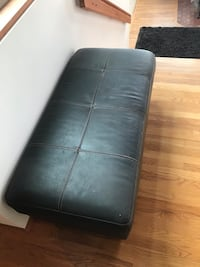 Leather Ottoman West Haven, 97229