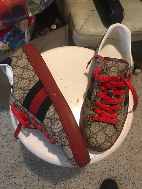 3b60d918a5c Used Men Gucci sneakers for sale in New York - letgo