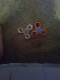 grey and red fidget spinners Reno, 89509
