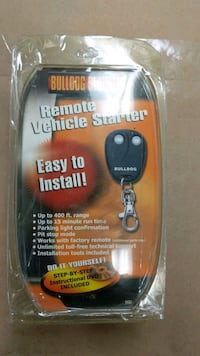 Remote Car Starter BNIB