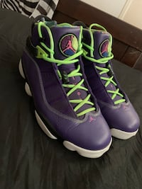 "Air Jordan six rings ""fresh prince of bel-air"" Friendswood, 77546"