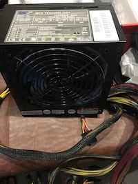 OCZ Technology Power Supply 600 Watts  Centreville, 20121