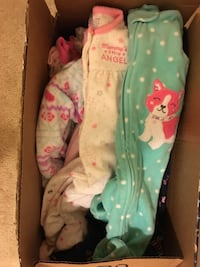 Baby sleepers newborn to 6 month qty. 28 Leesburg, 20176