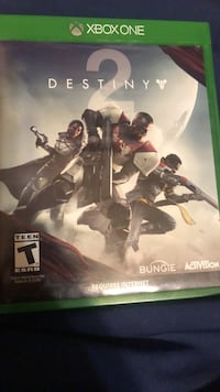 Destiny 2 Xbox One game case Pittsburgh, 15214