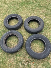 Winter tires used for 2 winters