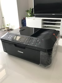 Canon PIXMA MX420 Color Ink-jet - Multifunction printer(like new) Vienna, 22102