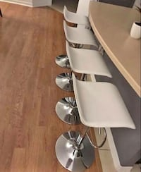 1-$55 / 2-$95 / 3-$135 / 4-$175 Set of bar stools brand new!!! prices for set Chairs sillas cadeiras  Clifton, 07011