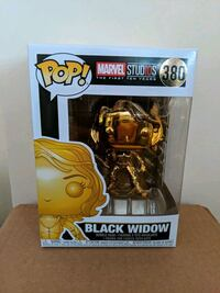 Funko Pop Black Widow Toronto, M4V