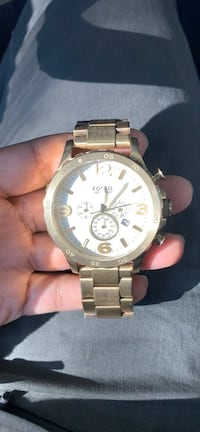 Good Fossil Watch