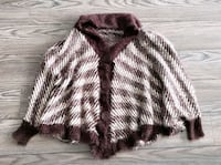 Soft poncho one size fits all - Belle Dame New Tecumseth
