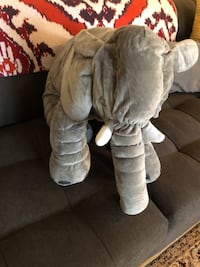 Seat support for baby and plush toy Alexandria, 22309