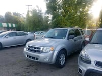 2009 FORD ESCAPE LIMITED FULLY LOADED 4X4  Detroit