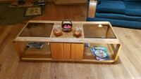 Solid oak Coffee table, sofa table,end table and l Wilderville, 97543