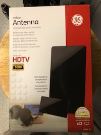 NEW GE indoor digital antenna-still in box