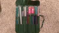 Knitting Needles and Vintage Case Essexville, 48732
