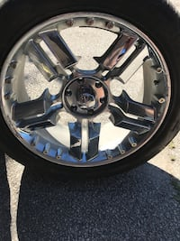Jesse James tires for sale - make an offer must go Mississauga, L5T 2B7