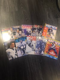 Maple leafs vintage mags