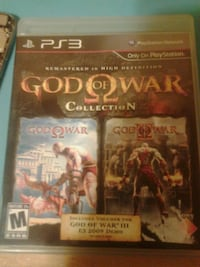 Ps3 God of war Collection  Modesto, 95355