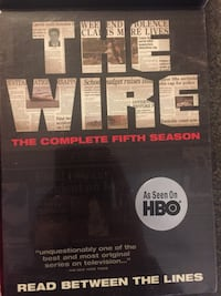 The Wire Seasons 2 through 5 Bethesda, 20814