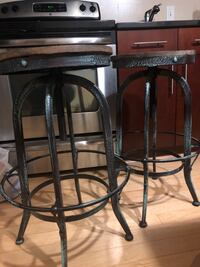 Set of 2 barstools - $20 for both Washington, 20010