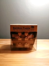 Bamboo Puzzel