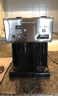 Cuisinart Coffee Plus 12-Cup Programmable Coffeemaker and Hot Water Toronto, M5V 2M9