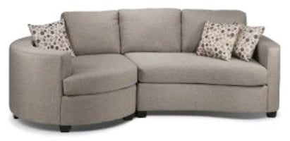 Modern style couch. Excellent condition