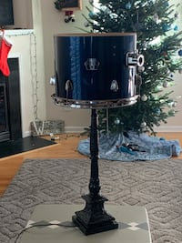 Man cave Custom drum lamp (reduced) Cornelius, 28031