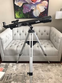 Sky-Watcher telescope with laser red dot finder