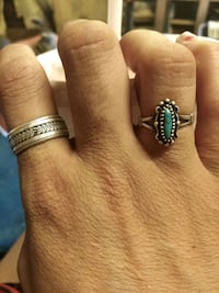 Real silver rings Fresno, 93706