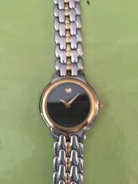 Watch Movado Authentic Two toned clean like new !! Perry Hall, 21128