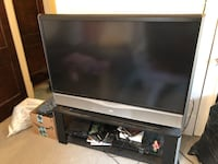 55 inch tv with stand  Peoria, 61604