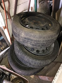 Mazda 3 16 inch rims with tires  Cleveland, 44144