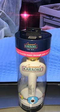 KARAOKE CARPOOL MIC ($89) Kitchener, N2H 6M6
