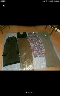 Women's dresses  all NEW with Tags never worn  SIZE  2X