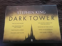 Dark Tower Series - Stephen King Guelph, N1H 3X3