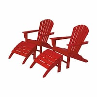 SET OF 3 CHAIRS, TABLES OTTOMANS Granger, 98932
