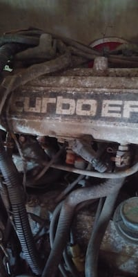 1986 Toyota truck 22 REC Turbo 4 cylinder complete engine
