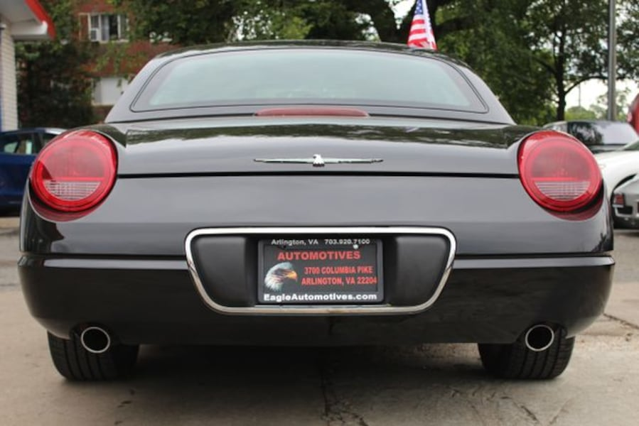2003 Ford Thunderbird for sale dc7f44df-3162-4b26-af25-1374fe6d5d75