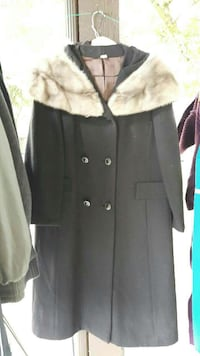 50's brown fur coat Port Coquitlam, V3C
