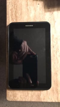 black Samsung Galaxy Tab tablet Rockville, 20852