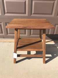 Threshold Haverhill Reclaimed End Table 2252 mi