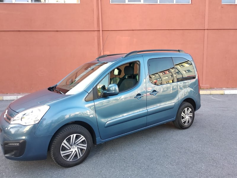 2018 Citroen Berlingo 2