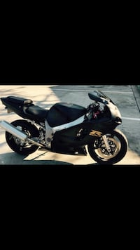 2003 GSXR 600 part out/working motor Oakland, 94602