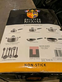 New 16 Piece NonStick Pots and Pans Baltimore, 21230