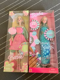 Barbie Dolls with Fake Nails Stafford, 22554