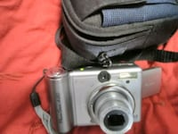 Canon powershot A80 with case