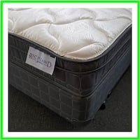 New Twin Mattress & Foundation Manassas