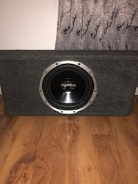 """10"""" Sony Subwoofer"""